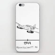 Evolution of Airplanes iPhone & iPod Skin