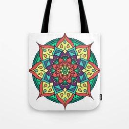 Passion Mandala Tote Bag