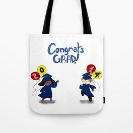 Congrats Grad! 2014 Tote Bag
