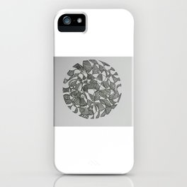 Balance Ball iPhone Case