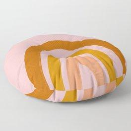 Little Rainbow Floor Pillow