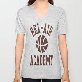 Fresh Prince Bel-Air Academy Basketball Shirt Unisex V-Neck
