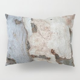 Bark Of A Eucalyptus Tree  Pillow Sham