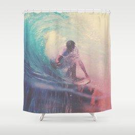 RUN Shower Curtain