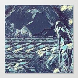 Isla de la Luna Canvas Print
