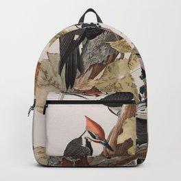 John James Audubon -Woodpecker Backpack