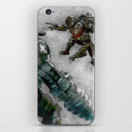 BioShock 4 iPhone Skin