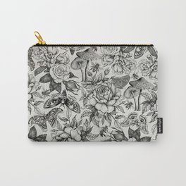 Botanical Pattern II Carry-All Pouch