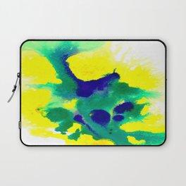 WATERCOLOR BRAZIL Laptop Sleeve