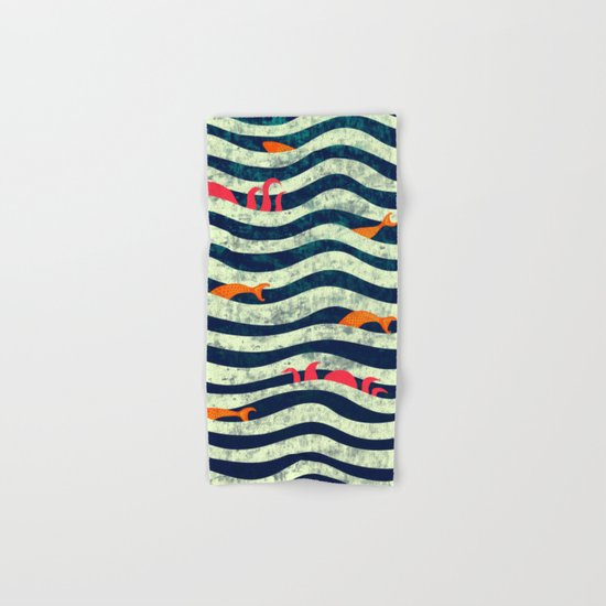 Sea roomate Hand & Bath Towel
