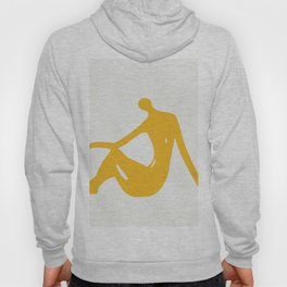 Abstract Pose Hoody