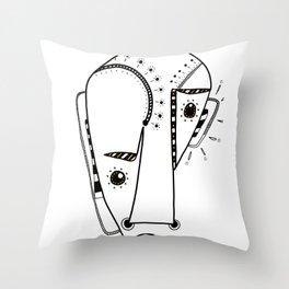 Cassiopée Throw Pillow