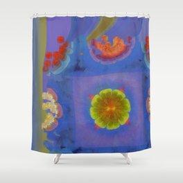 Belton Concord Flower  ID:16165-091237-53390 Shower Curtain