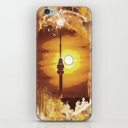 Belgrade - Avala - Graphics iPhone Skin