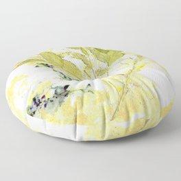 Morning Walk Floor Pillow