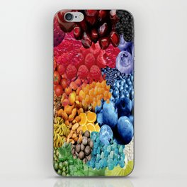 Uniendo Conciencias (Joining Consciences) iPhone Skin
