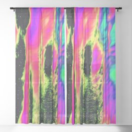 My Rationale Sheer Curtain