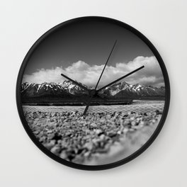 Path to Peace Wall Clock