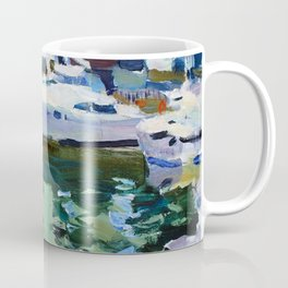 Tomorrow at sea Coffee Mug