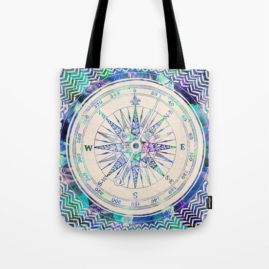 Follow Your Own Path Tote Bag