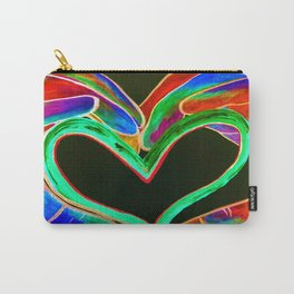 Universal Sign for LOVE Carry-All Pouch