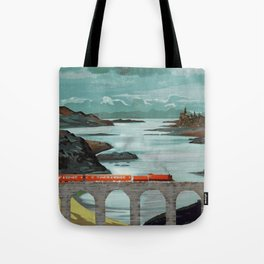 The Hogwarts Express Tote Bag