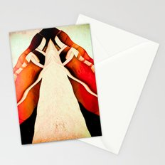There's Nowhere Else To Take Shelter Stationery Cards