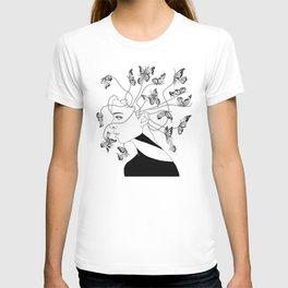 Figments II (Head Full of Broken Realities) T-shirt