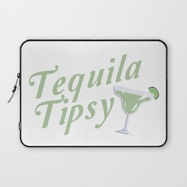 Tequila Tipsy Laptop Sleeve