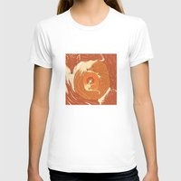 foxes T-shirts featuring Foxes by Beesants