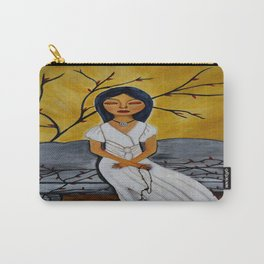 The Power of the Rosary Carry-All Pouch