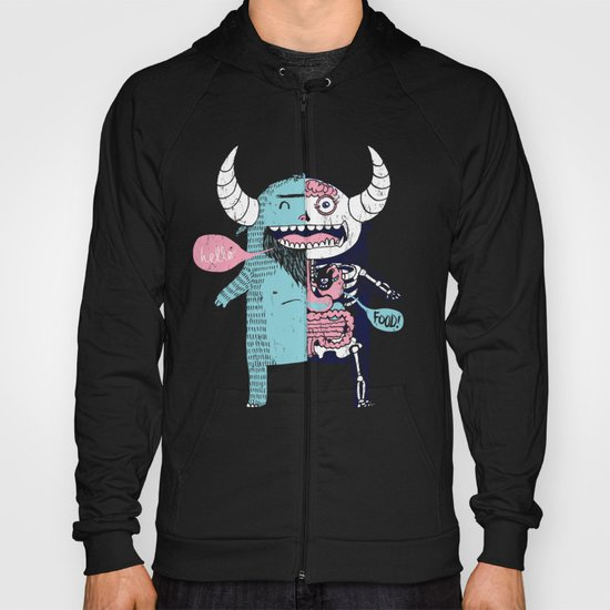 All Monsters are the Same Hoody