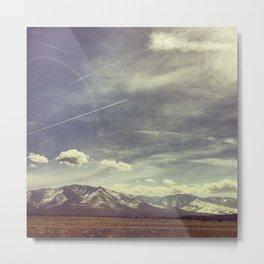 wonders in the sky Metal Print