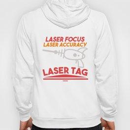 Laser Focus Laser Accuracy Lasertag Hoody