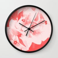 ali Wall Clocks featuring Ali by Keren Shiker