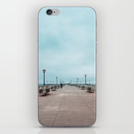 Coney Island Pier iPhone Skin