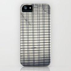 Grid iPhone (5, 5s) Slim Case