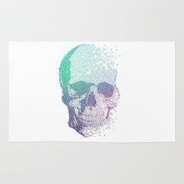 Music Skull Rug