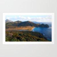 Northwest Circuit, Stewart Island, New Zealand Art Print