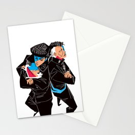 Morioh's Delinquents Stationery Cards