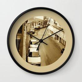 Delphi, Greece Wall Clock