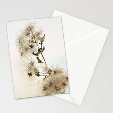 Florales · plant end 9 Stationery Cards