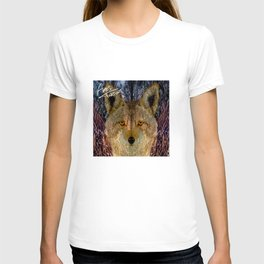 Long Night Coyote T-shirt