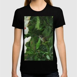 Lady Lurking in the Shade T-shirt