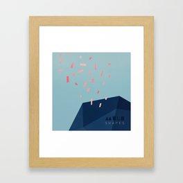 Molo - Shapes Framed Art Print