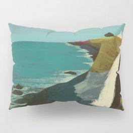 The Coast of California Pillow Sham