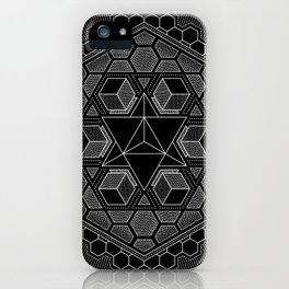 March Mandala 2018 iPhone Case