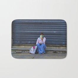 PHOTOGRAPHY - A book is a dream Bath Mat