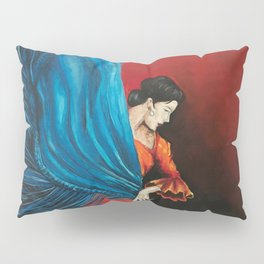 Spanish Flamenco Dancer Pillow Sham