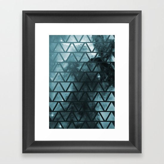 Galactic2 Framed Art Print